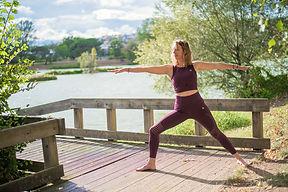 Yoga plan eau Cournon d'Auvergne