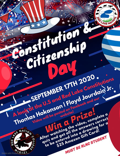 constitution day - Made with PosterMyWal