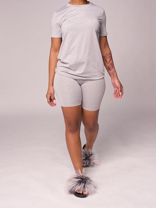 Chillin Biker Sets (Grey)