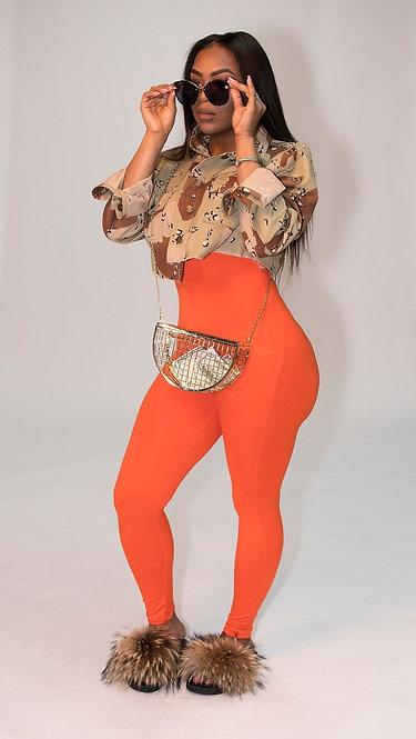 Ari Jumper Orange