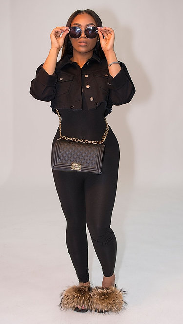 Ari Jumper Black