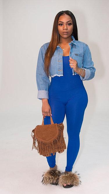 Ari Jumper Royal Blue
