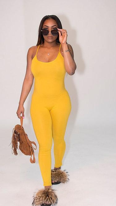 Ari Jumper Mustard