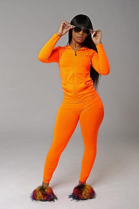 Power Set (Neon Orange)