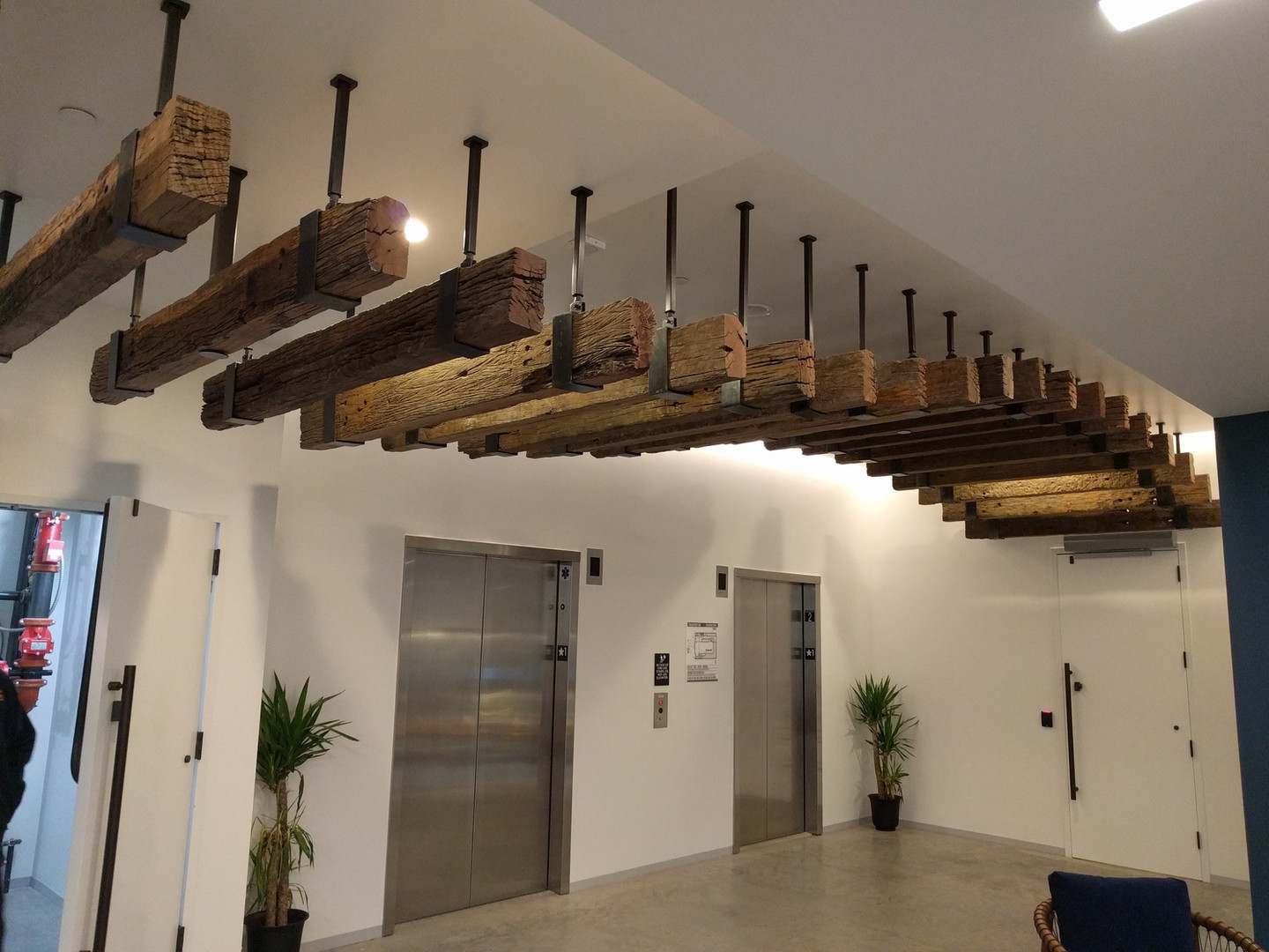 Hanging Rafters