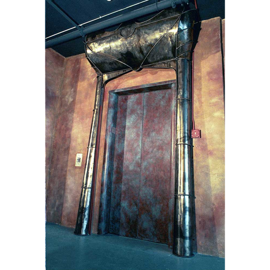 Versace Doorway