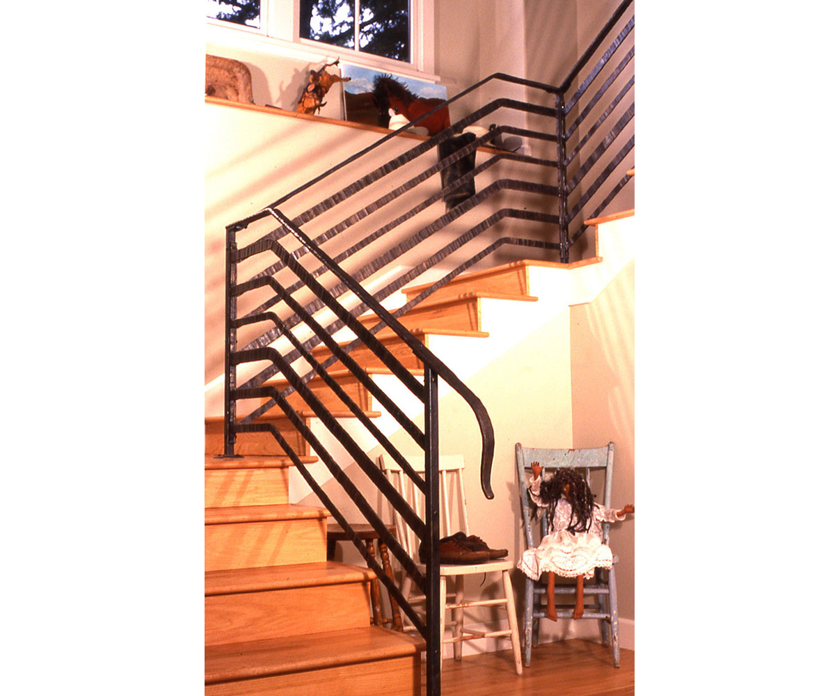 Glen Ellen Stair Railing