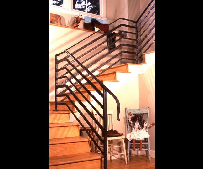 Glen Ellen Stair Railing