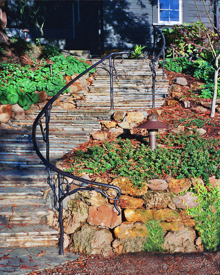 Montclair Stair Railing