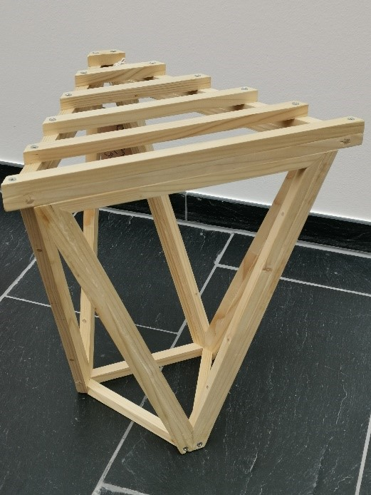 Prototyp Vorkurs Hocker