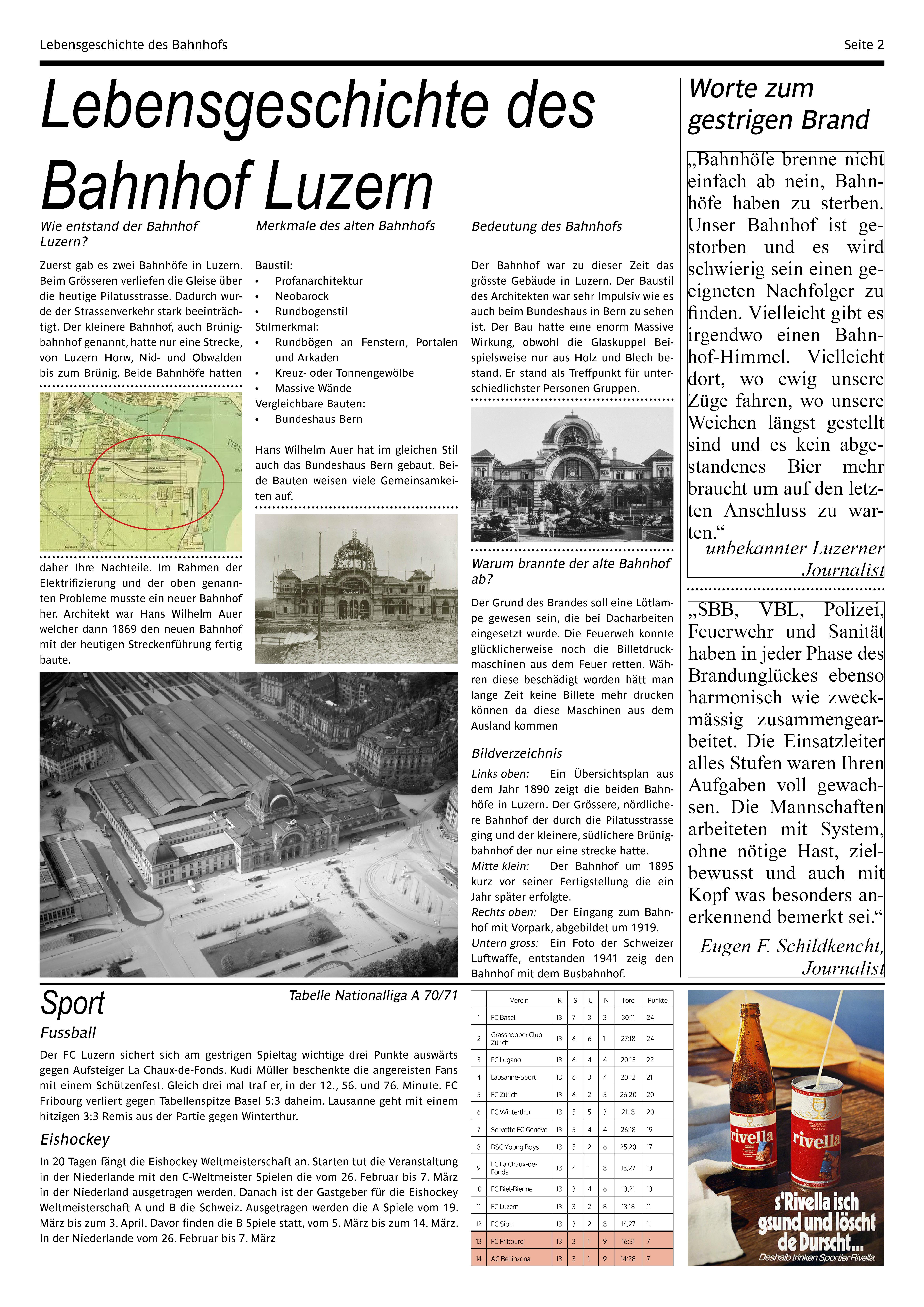 Zeitungartikel Seite 2