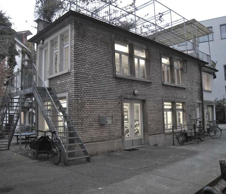Bestehendes Gebäude Genossenschaft Dreieck
