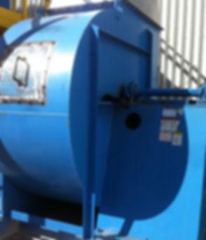 Ventilateurs industriels | Équilibrage dynamique - Analyse des vibrations
