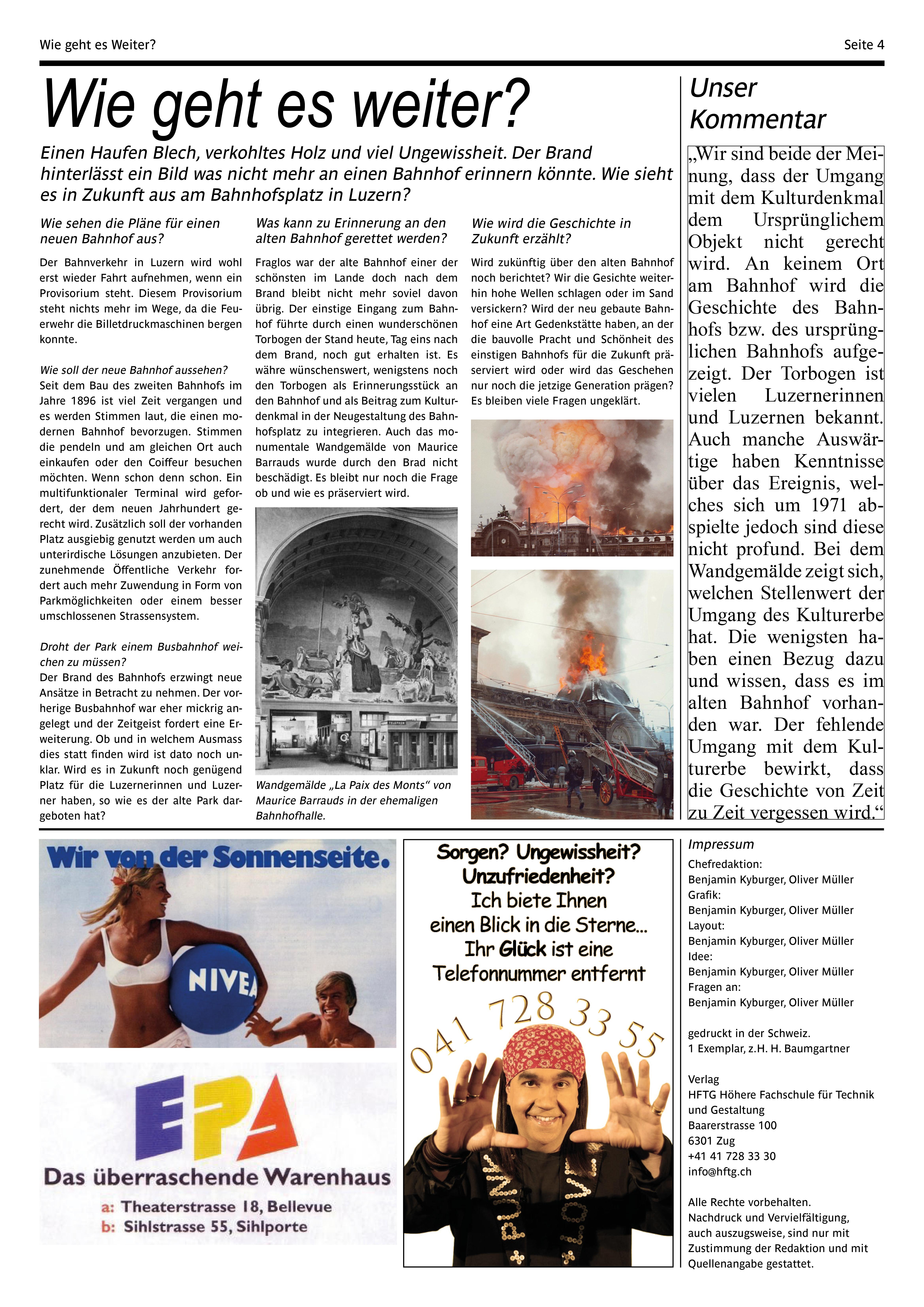 Zeitungartikel Seite 4