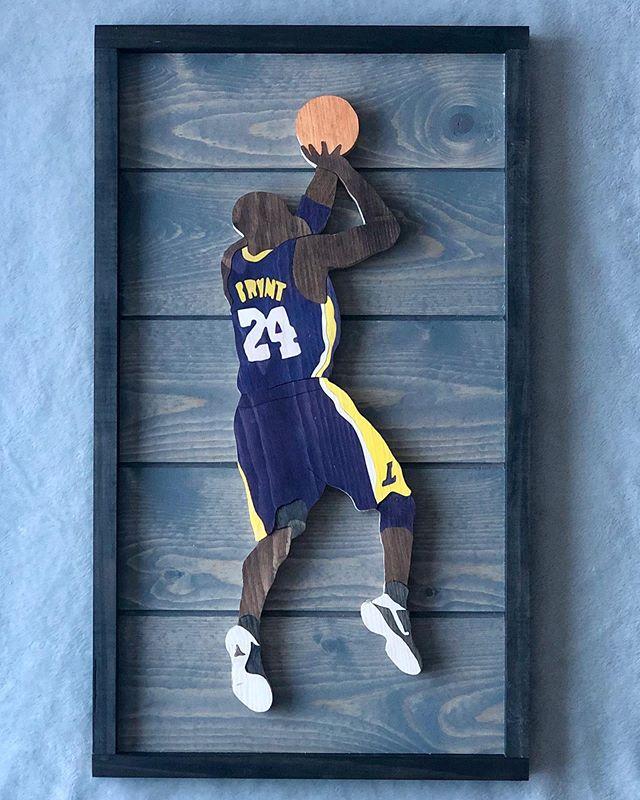 """Kobe"" - 14""x24"