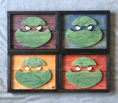 Heroes in a Half Shell(Complete Set)