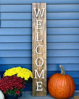 Front Door Sign