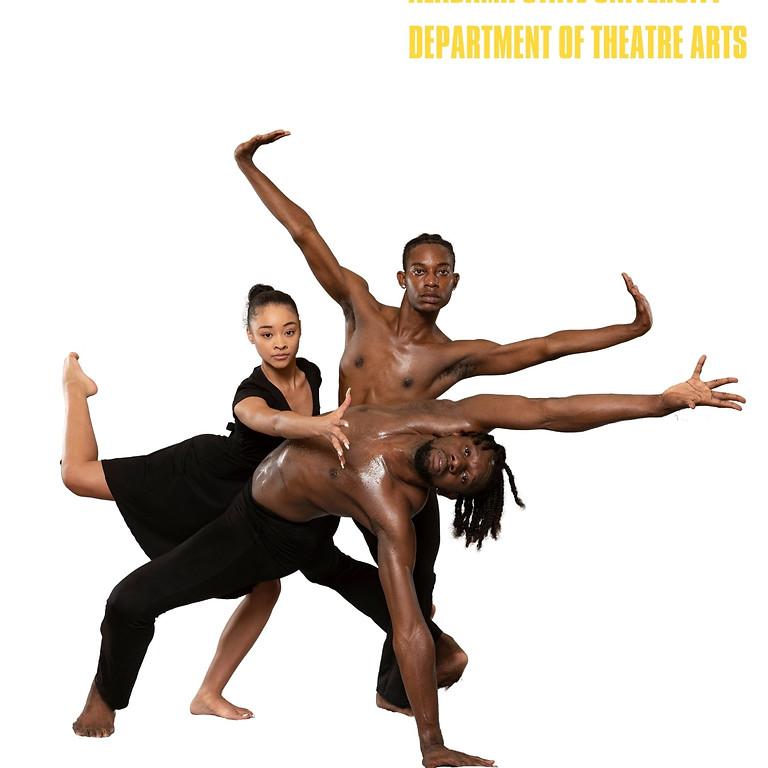 BFA Dance Fall Student Choreography  Showcase