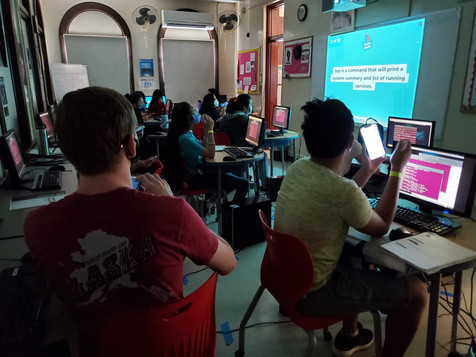 SHA_AdvancedCyberCamp_PlayingKahoot_2020