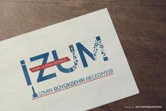2017 - İBB/İZUM Logo Çalışması