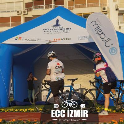 2017-İZMİR  EUROPEAN CYCLING CHALLENGE 2017