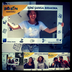 2015-İSTANBUL Doğuştan Kariyerli Projesi