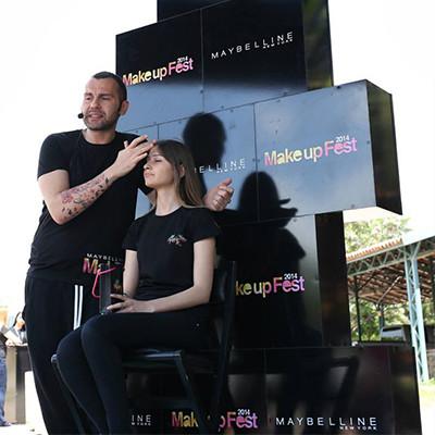 2014-TÜRKİYE Make up Fest 2014