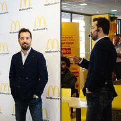 2017-İZMİR  McDonald's Herkese Açık Mutfak