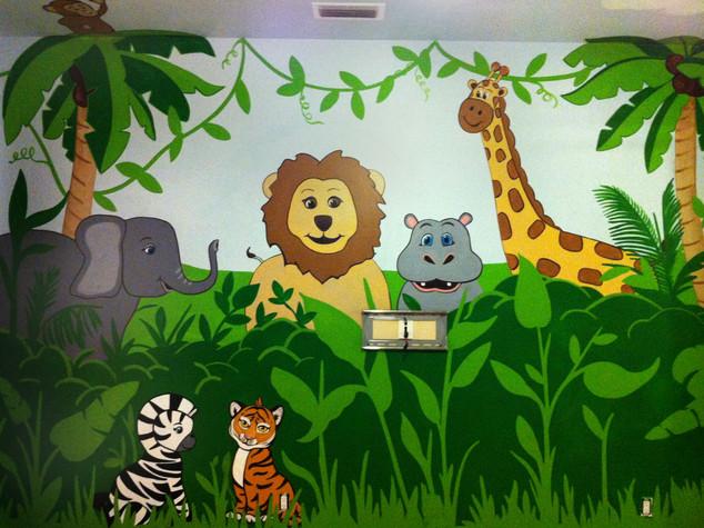Jungle Murals