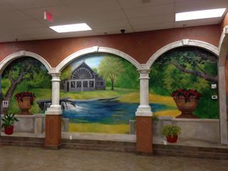 DeLeon Springs Mural