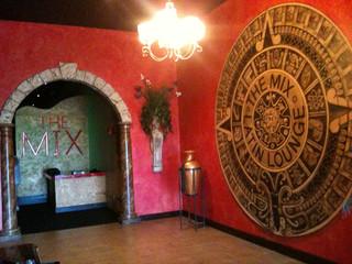 The Mix Mayan Mural