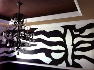 Zebra Wall