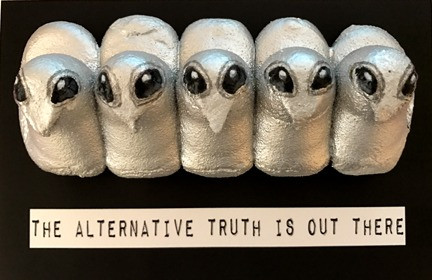 The Alternative Truth is Out There