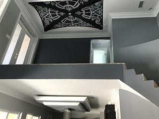 Modern Tray Ceiling