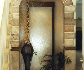 Faux Stone Arch