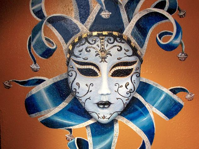 Blue Masquerade