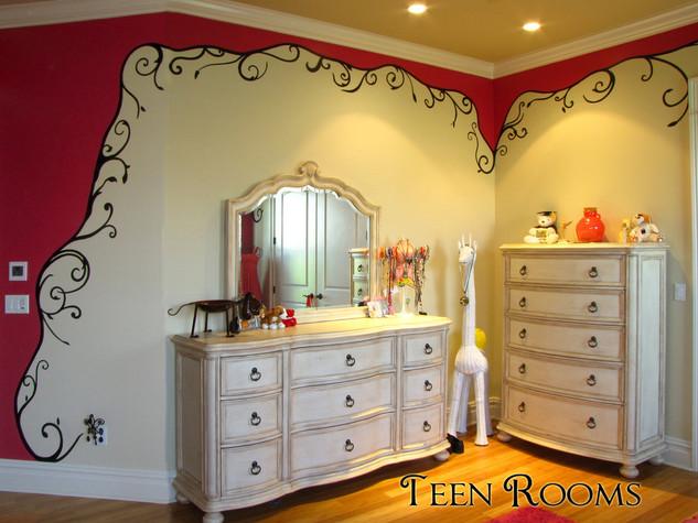 Teen Mural
