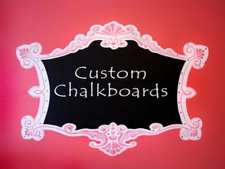 Custom Chalkboards for Kids