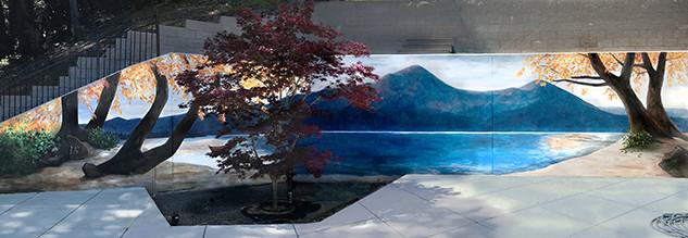 Mt. Konocti Mural