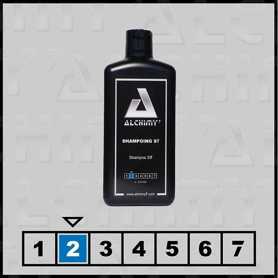 Shampoing S7 Traitement Hydro Déperlant