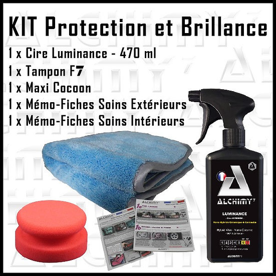 kit protection et brillance alchimy7