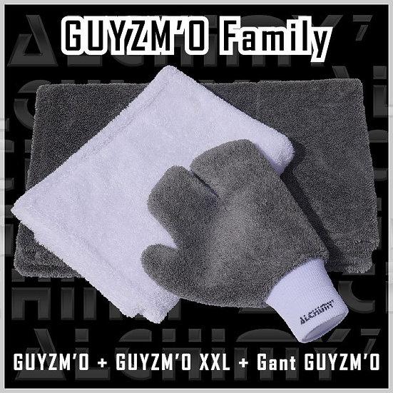 guyzm'o family, alchimy 7