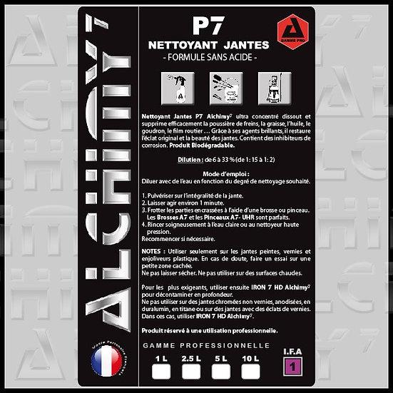 P7 - Nettoyant Jantes 1L