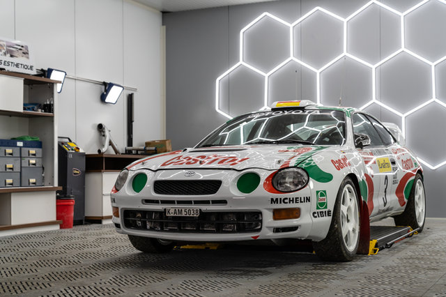 Toyota Celica (Didier Auriol)