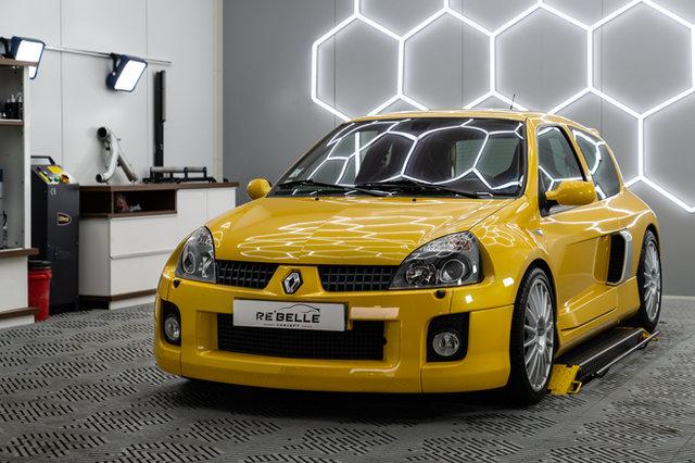 Clio V6 ph2