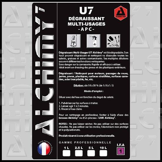 U7 - APC Dégraissant Multi-Usages 1L