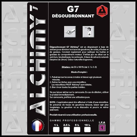 Dégoudronnant G7 1L