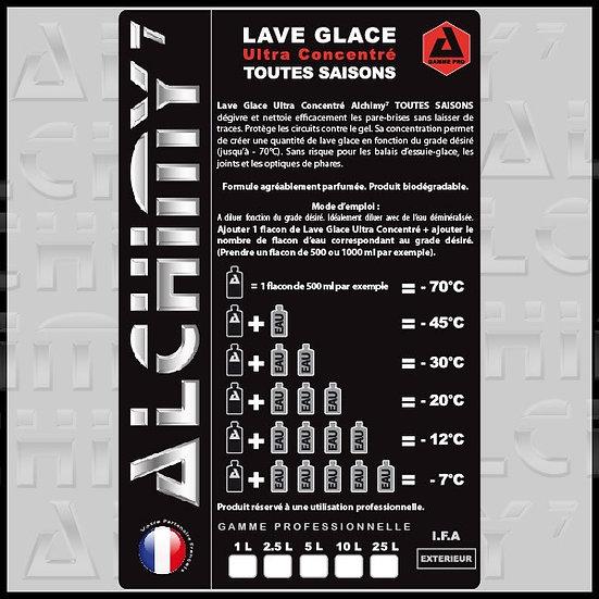 Lave Glace Concentré (Toutes Saisons) 1L