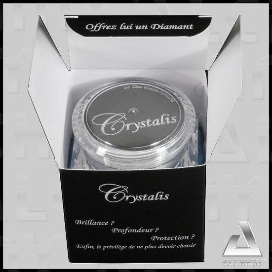 Cire Crystalis + microfibre Brillance + Tampon F7