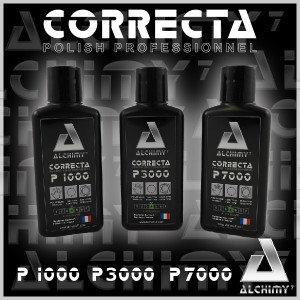 Pack Correcta P1000/P3000/P7000 - 3 x 220 g